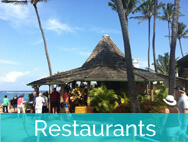 Honokeana Cove activities - restaurants