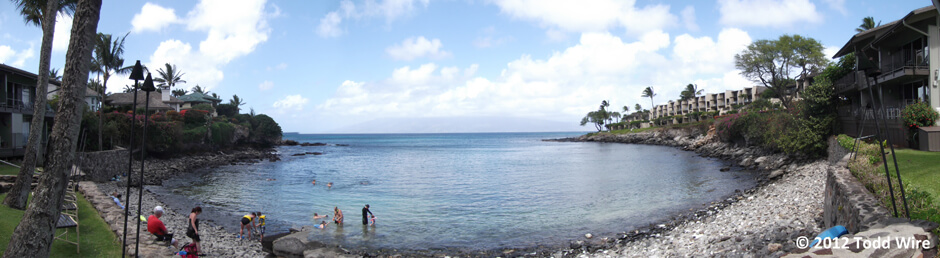 Honokeana Cove - Contact