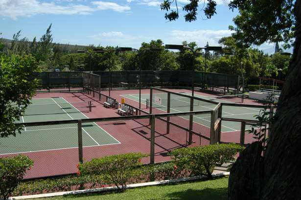 Honokeana Cove Activities - Tennis